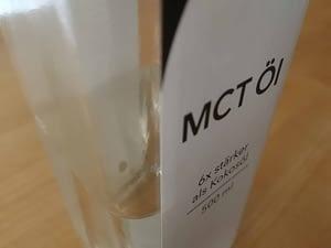 MCT-Öl-Kokosöl