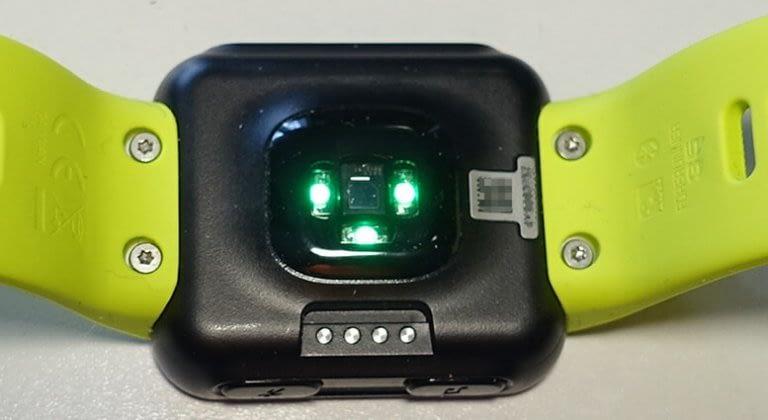 Sensor Blutdruck Smartwatch