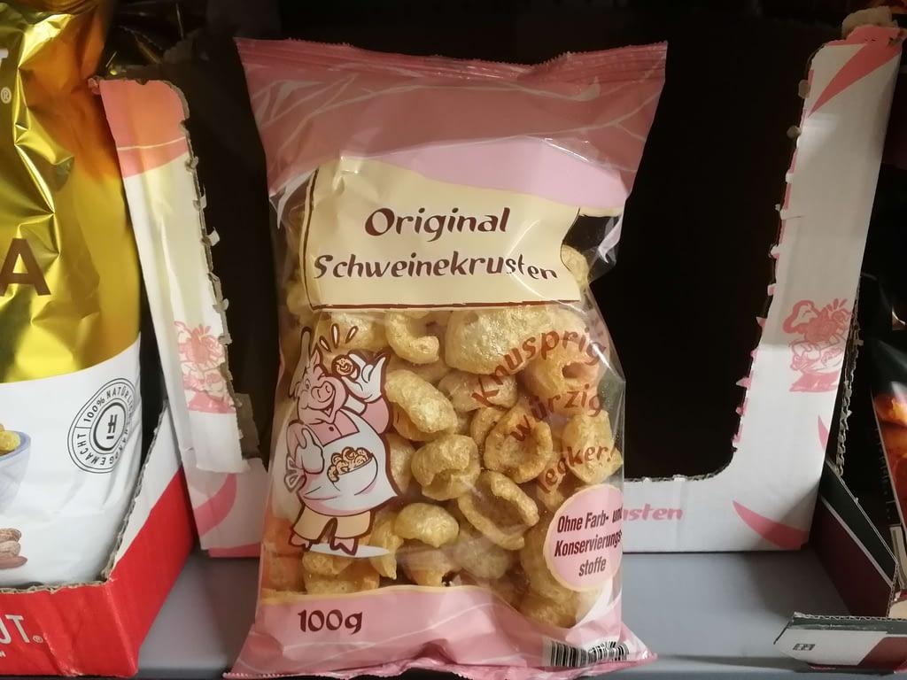 Keto-Snacks Kaufland Schweinekrusten