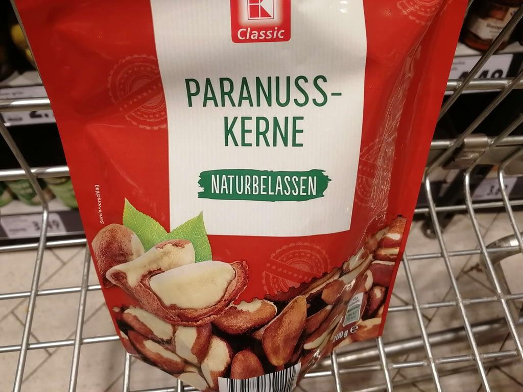 Keto-Snacks Kaufland Paranüsse